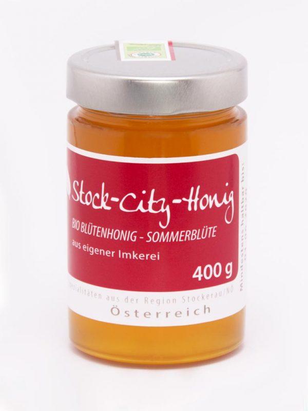 Stock-City-Honig 400 g